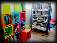 bibliothèque cruscades