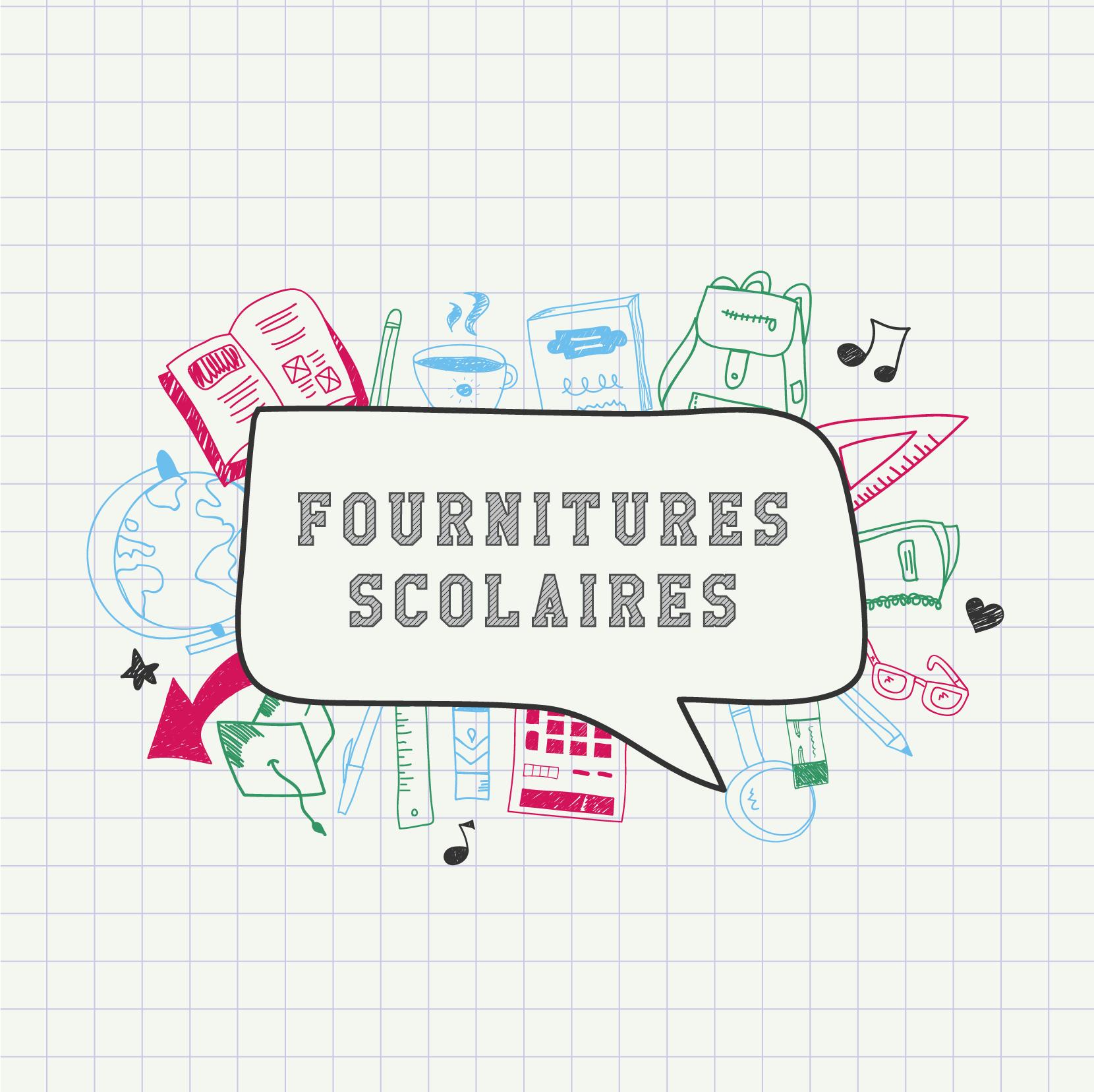 logo fournitures scolaires