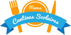 logo menu cantine scolaire