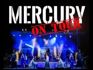 MERCURY ON TOUR @ place la Bacaune